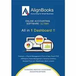 AlignBooks Online Ultima GST Accounting Software