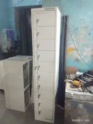 10 Door Locker With Master Door