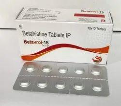 Betahistine HCL Tablet