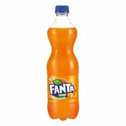 Orange 600 ml Fanta Cold Drink, Liquid