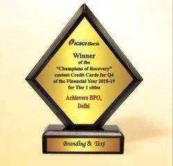 WM 9879 Award Trophy
