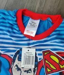 Round Unisex Kids Original Surplus T-Shirt And Pant Set