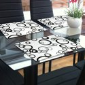 OLD DECOR PVC Placemats/Mat for Dining Table Kitchen