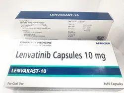 LENVAKAST- Lenvatinib 10 mg Capsules