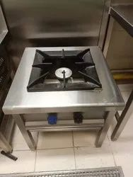 Low Height Gas Burner