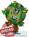 Monkey Ferris Wheel Amusement Ride Game