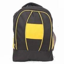 Plain ECO00062YW School Bag, Size/Dimension: 17