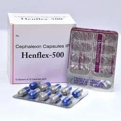 Cephalexin Capsules IP