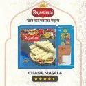 Rajasthani Delicious Chana Masala Papad