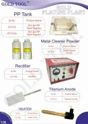 Gold Tool Gold Plating Plant