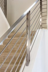 304 Stainless Steel Staircase Railing