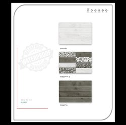 OTTAWA DARK WOOD Digital Wall Tiles, Thickness: 5-10 mm