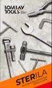 Stainless Steel SS Adjustable Plier STERILA