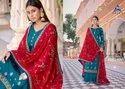 Alisa Raas Vol-2 Silk Jacquard Plazzo Style Suits Catalog
