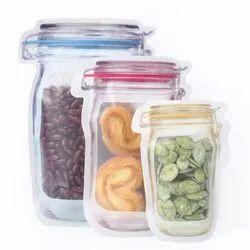 Jar Shape pouch