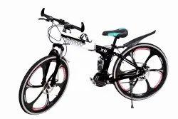 Black Bmw X6 Foldable Cycle