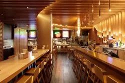 Cafe Pub Lounge Set-up With Food Menu Consultancy Services, India