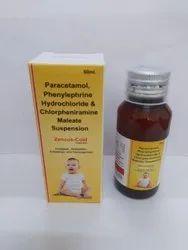 Paracetamol Phenylephrine Chlorpheniramine Maleate