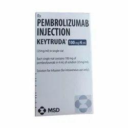 Keytruda 100mg Injection