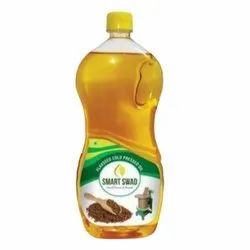 Lowers Cholesterol Flaxseed Oil, Packaging Size: 1L, Packaging Type: Bottle