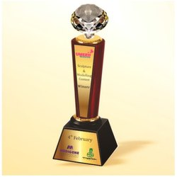 WM 9765 Ample Diamond Trophy