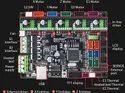 Mks Gen L V2.1 3d Printer Controller Remix Board (ramps 1.4 Mega 2560 Combine)