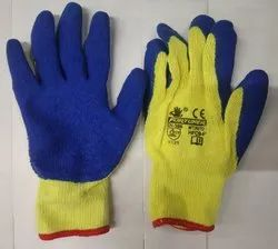 High Quality Latex  Coated Hand Gloves