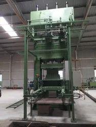 ESSAR ENGINEERS Fully Automatic Coir Pith Grow Bag Slab Making Machine, Capacity: 200-240, 220-240 V