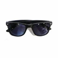 Aviator Party Black Wayfarer Sunglasses