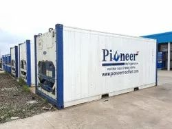 Refrigerated Container Rental Services