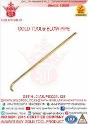 Brass Blowpipe