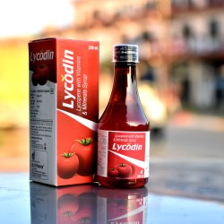 Lycopene With Vitamins and Minerals Syrup