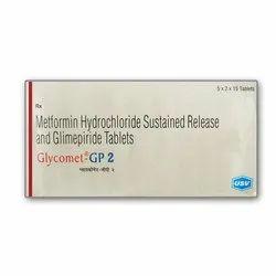 Glycomet-GP 2 Tablet Pr