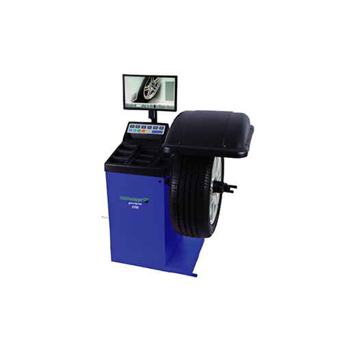 Geodyna 3700 Video Graphic Car Wheel Balancing Machine