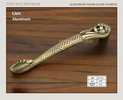 ALUMINIUM MAIN DOOR HANDLE