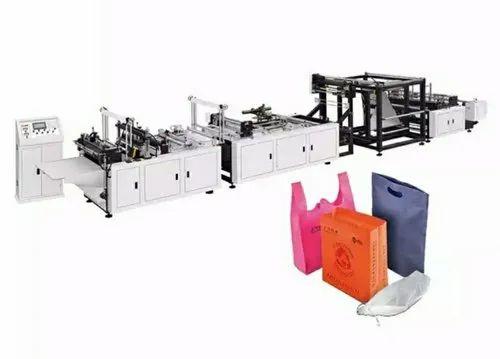 ZXL C700 Non Woven Bag Making Machine