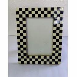CII-804 MDF Resin Photo Frame