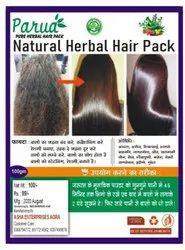 Parua Natural Herbal Hair Pack, Powder, Packaging Size: 100 Gm