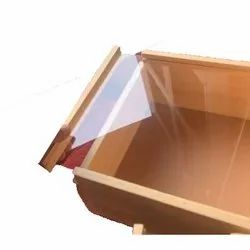 Brown MDF Jewellery Box, Size: 14x14 Inches