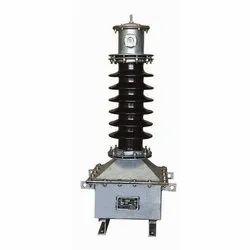 Three Phase Mild Steel 33kV Potential Transformer, 0.2