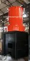 Biomass Briquettes Fired Thermic Fluid Heater