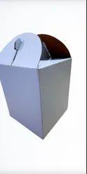 Doll Cardboard Cake Box