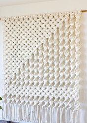 Whiten Wall Hanging