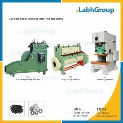 Steel Washer Making Machine, Production Capacity: Up to 5000 Washers Per Hour