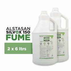 Chemtex Alstasan Silvox 150 FUME (Air Fumigant) 6 Litres  CDC Approved & WHO Recommended
