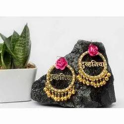 Wedding Drop Earrings Acrylic Earring Set