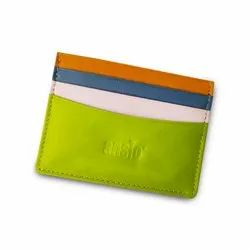 Men's Card holder case - Multicolor