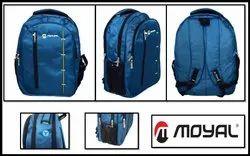 Moyal Plain College Backpack Bag, For Office,School