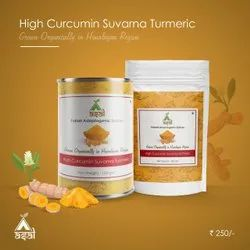Curcuma Longa 250 gm Himalayan Curcumin Suvarna Turmeric, For Health Benefits