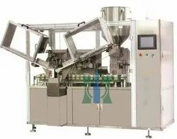 Linear Tube Filling And Sealing Machine